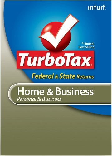 TurboTax 2011 Home and Business tax software