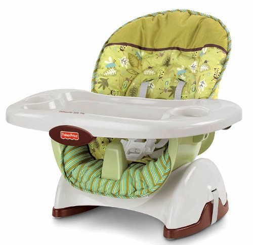 Fisher-Price 2012 Space Saver High Chair, Scatterbug